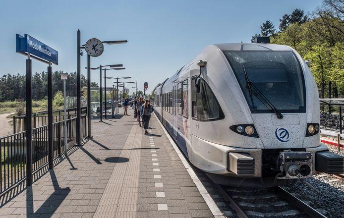 Station Mook-Molenhoek.
