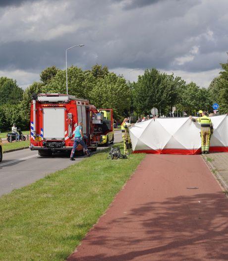 Gevluchte bestuurder die fietsster opzettelijk aanreed in Wijchen meldt zich bij politie