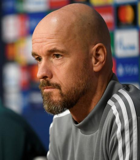 Ten Hag: Ajax geen favoriet tegen Chelsea