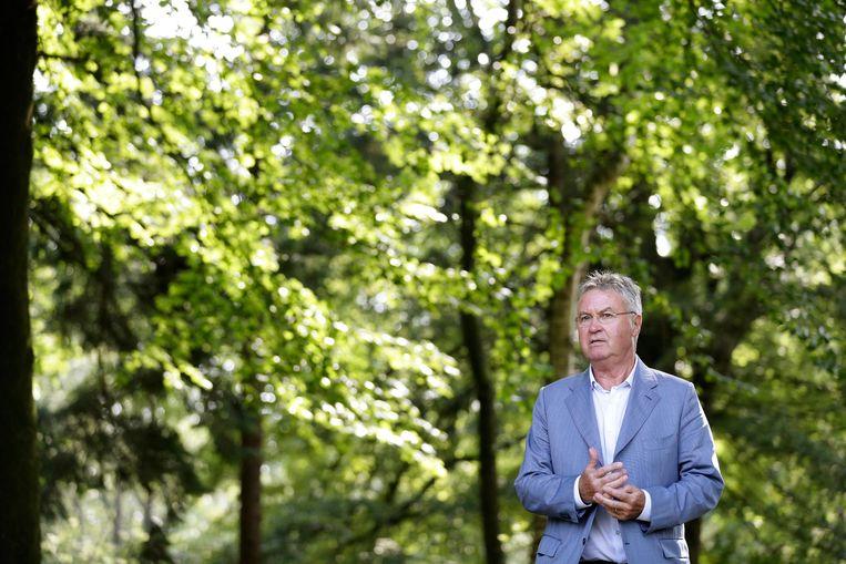 Guus Hiddink Beeld BSR Agency