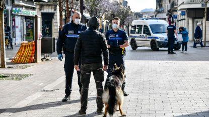 Sterke stijging van aantal coronadoden in Frankrijk, politie deelt 4.000 boetes uit aan overtreders lockdown