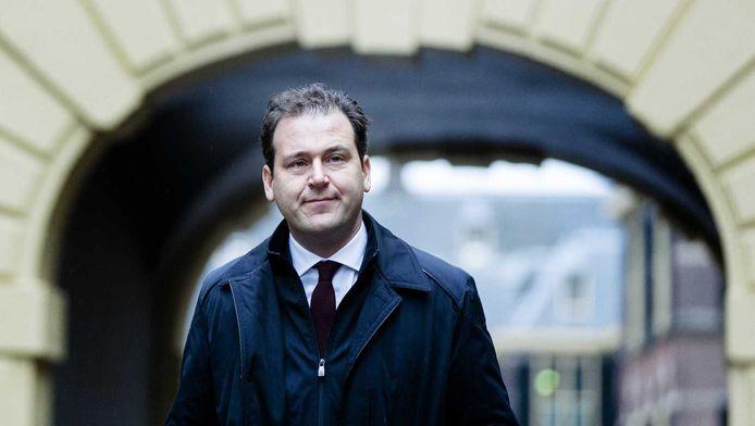 Minister Lodewijk Asscher van Sociale Zaken
