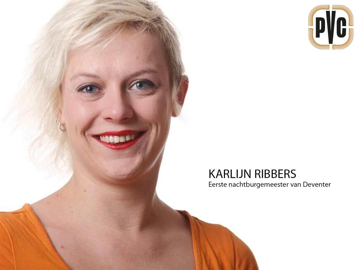 Karlijn Ribbers.