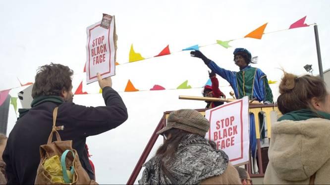 Organisatoren van 'Kick Out Zwarte Piet' krijgen GAS-boete na actie aan luchthaven