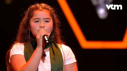 Ashley verrast met nummer van 'The Voice Kids'-winnares Jade