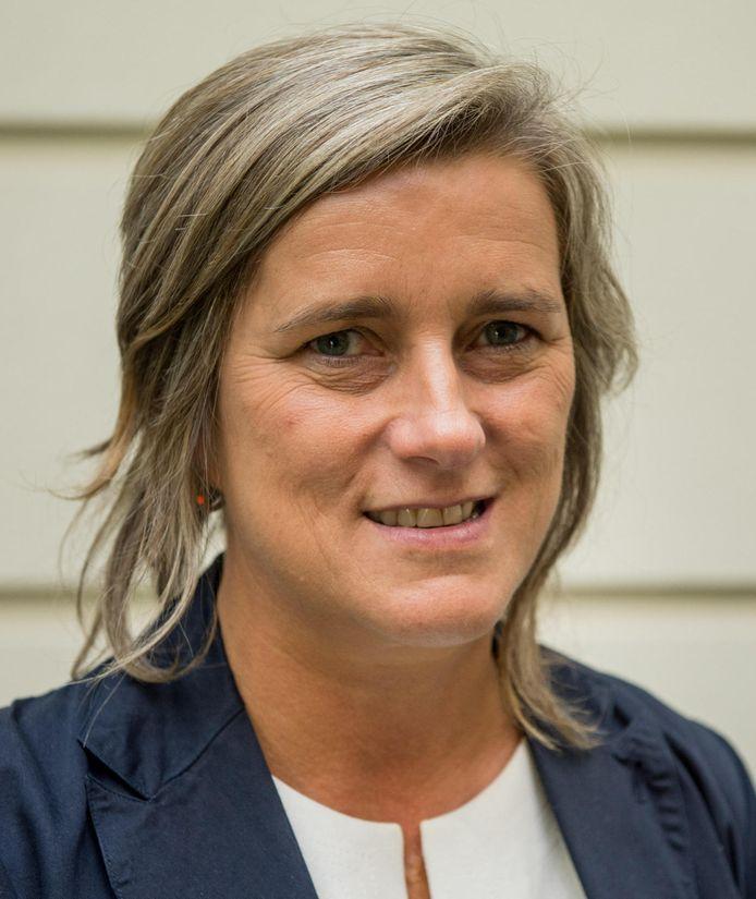 Miranda Van Eetvelde (N-VA) geraakte niet herverkozen voor het Vlaams Parlement.