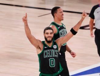 NBA. Celtics winnen beslissende game, Denver knokt zich naar zesde wedstrijd tegen Clippers