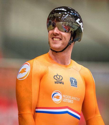 Met olympisch ticket op zak wil Roy van den Berg nu belofte aan zijn overleden moeder inlossen