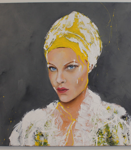 Helma van Maldegem wint Kunstverkiezing Noord-Beveland