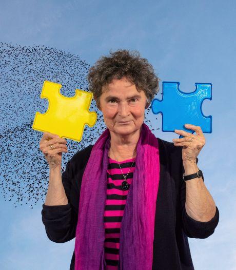 Deze professor is gek op de meest complexe puzzels: 'Altijd geïnteresseerd in vakgebieden waarin ik niet thuis ben'