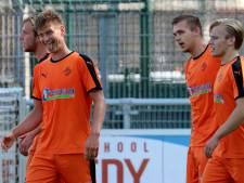 Lars Miedema bezorgt SC Genemuiden bij zijn debuut een gedenkwaardige overwinning
