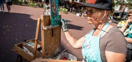 Deurnese sterren op het doek, inwoners laten schilderkunsten zien