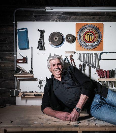 Teunis, oervader van de Zwarte Cross, is met pensioen: 'Iedereen had schik en er gebeurden de raarste dingen'