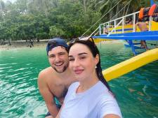 Justin (25) en Danique (19) met 40 Nederlanders vast in Filipijnen: 'Ons budget is op'