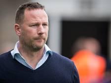 FC Eindhoven en coach Van Leeuwen uit elkaar