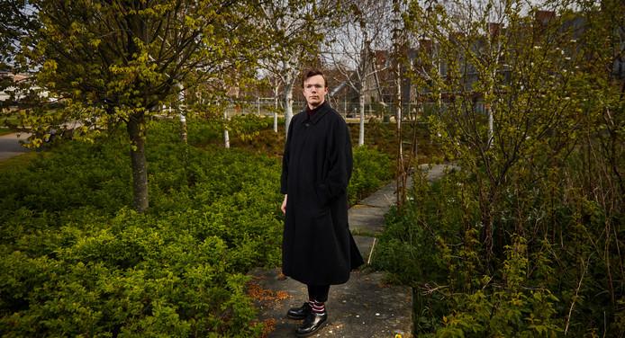 Sjoerd van Kampen verruilde vier jaar geleden Middelburg voor Rotterdam: ,,Een wereld ging voor me open.''
