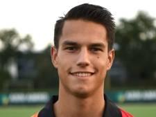 Van der Horst eerste versterking HC Tilburg