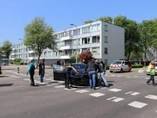 Auto's botsen op 'berucht' kruispunt in Overvecht