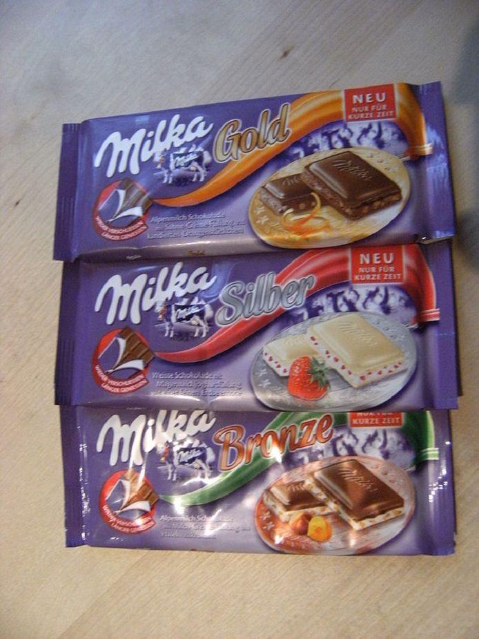 Uit wat voor soort chocoladerepen de lading bestond, is nog niets bekend. Alleen dat ze bestemd waren voor België.