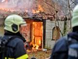 Uitslaande brand in leegstaande woning Oisterwijk