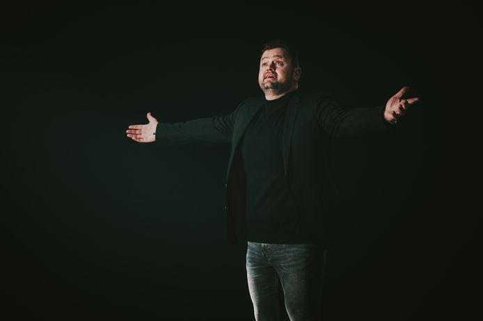 Zanger Frans Duijts treedt in augustus op tijdens het nieuwe festival BuitenGewoon in Enspijk.