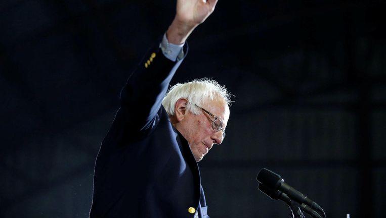 Bernie Sanders. Beeld rv