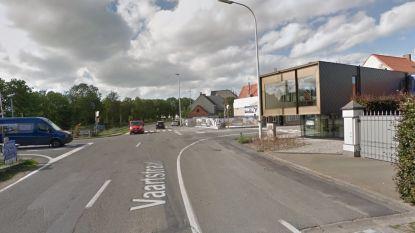 Opnieuw ongeval op 'zwart' kruispunt in Veurne