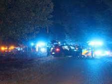 Meerdere gewonden bij achtervolging in Rijssen