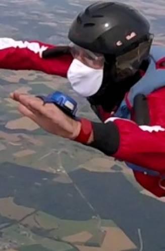 """Alain (59) sterft bij sprong in Spa: """"Parachute begon te tollen en hij panikeerde"""""""