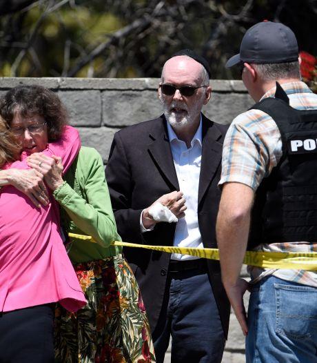 Fusillade dans une synagogue californienne, un mort et trois blessés