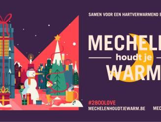 """Mechelen Houdt Je Warm in teken van samenhorigheid: """"Onderneem solidaire acties"""""""