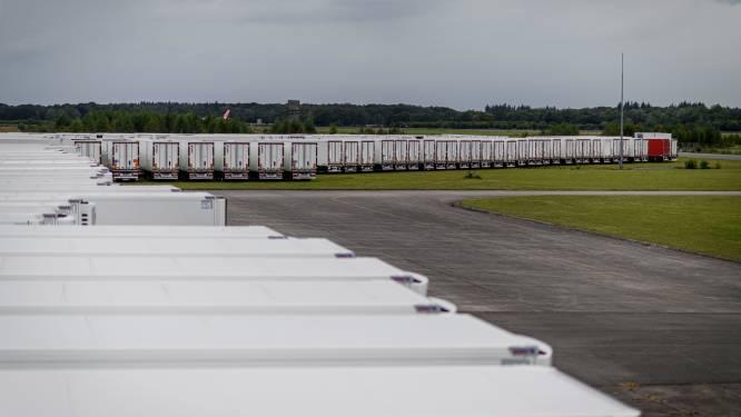 Schmitz Cargobull parkeert gloednieuwe trailers in Twente