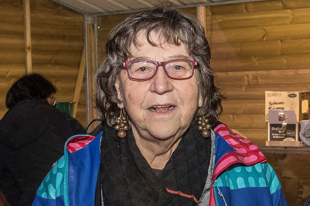 Cecile Rapol wordt straks gehuldigd met de Lifetime Achievement Award.