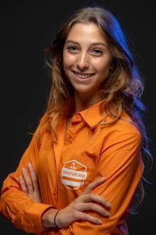 Nina (20) kan het beste masseren en harsen van Nederland: 'Wil mensen laten stralen'