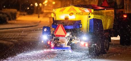 Liemerse gemeenten maken zich op voor sneeuwval; zorgen over gladheid, extra strooiwagens beschikbaar