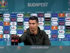 Sportmarketeer Bob van Oosterhout over Ronaldo die flesjes cola opzij schuift: 'Hypocriet en onprofessioneel'