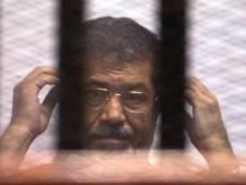 Egyptische rechtbank veroordeelt oud-president Morsi tot levenslang