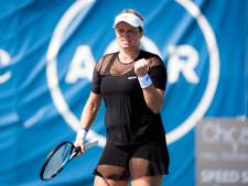 Kim Clijsters perd son match de reprise malgré une belle résistance à Chicago