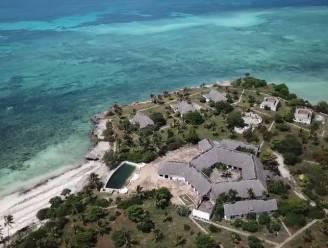 Paradijselijk resort blijkt al jaren overgeleverd aan natuurelementen