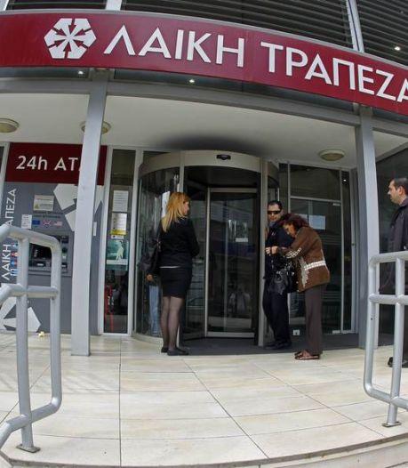 Le président chypriote remercie le pays à la réouverture des banques