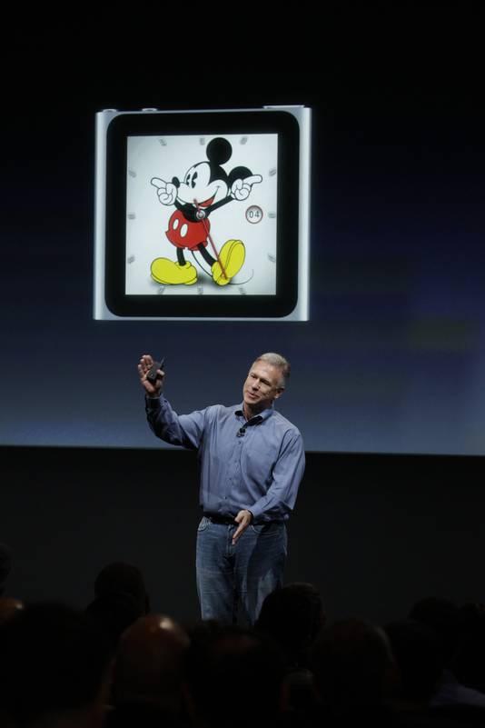 Le nouvel iPod Nano a vu sa navigation améliorée ainsi que l'affichage qui pourra désormais être personnalisé.