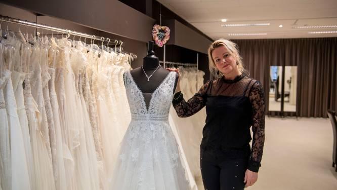 Bruidsboutique Josephine verhuist in Nijverdal naar Keizerserf: 'Perfecte locatie'