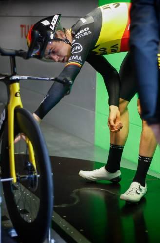"""Jumbo-Visma ziet Van Aert liever in de Tour de France, maar: """"Ik zou Tokio niet graag missen"""""""