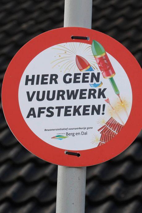Geen vuurwerkvrije zones in Berkelland: Buurten mogen het zelf regelen