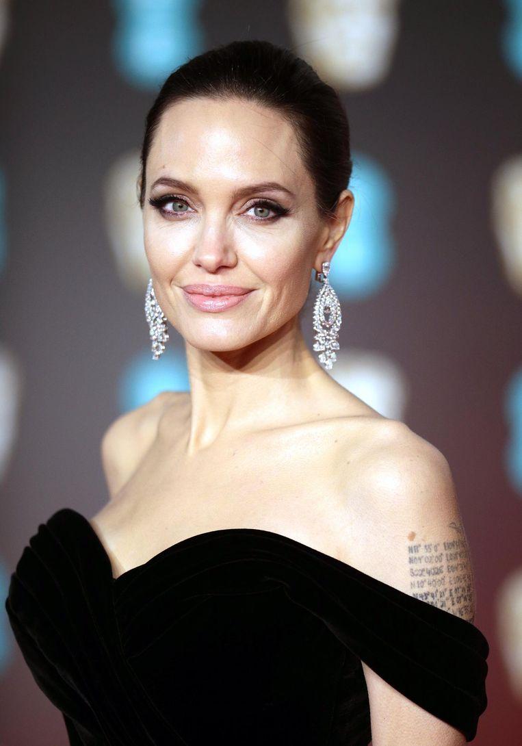 Angelina Jolie wordt één van de nieuwe Marvel-gezichten.