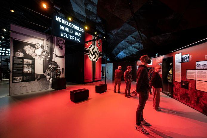 Het Vrijheidsmuseum in Groesbeek.