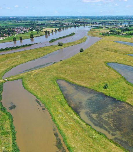 De overstromingen in Limburg leren ons dat we met hoogwater moeten leren leven