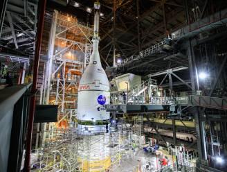 Nasa lanceert in februari Artemis 1-vlucht om terug te keren naar de maan