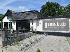 Restaurant Peper & Lepels in Tubbergen is failliet, en dat is geen verrassing