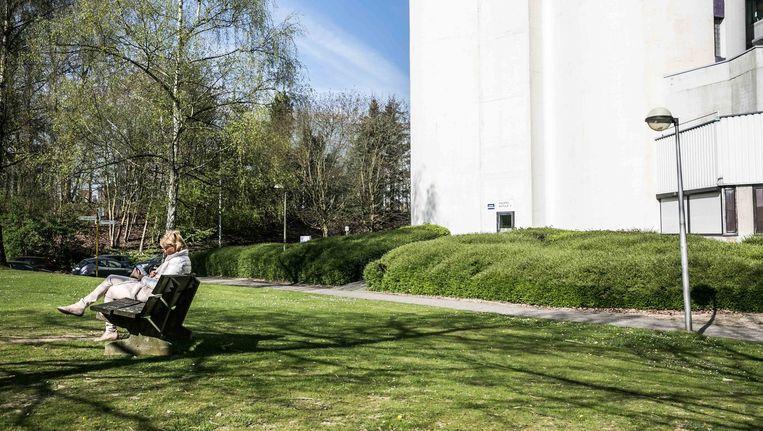 Faculteit Psychologie aan de Vrije Universiteit Brussel. Beeld Bas Bogaerts